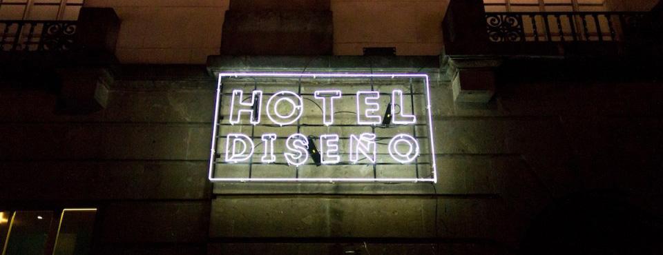 hotel dise o corredor roma condesa flor de mayo