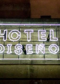Hotel Diseño / Corredor Roma Condesa